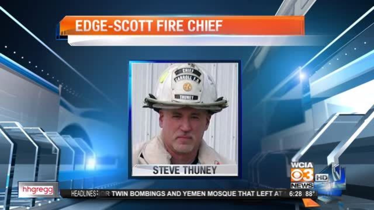 New Fire Chief Named
