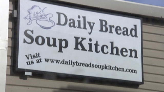 Daily Bread ready to serve!