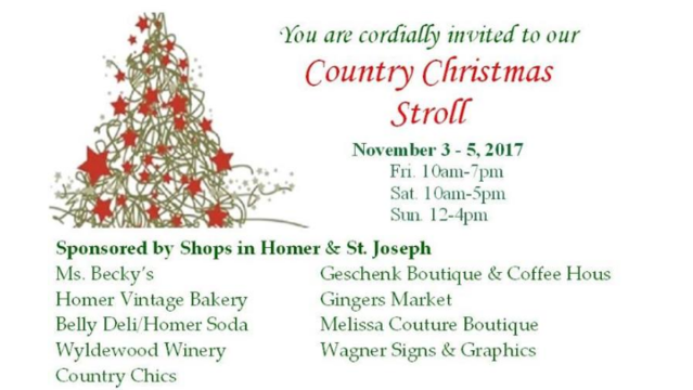 the country christmas stroll - Colorado Country Christmas