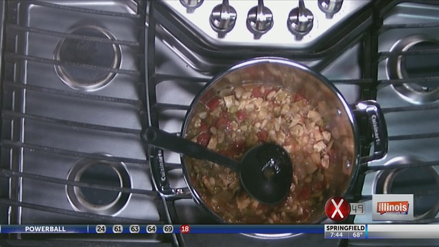 Food Facts White Bean Chicken Chili