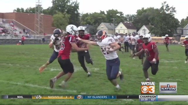 Rochester runs past Springfield