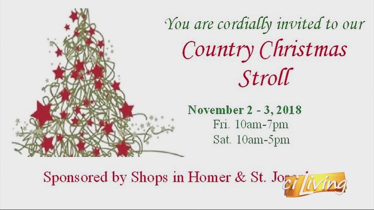CI Living Country Christmas Stroll 2018