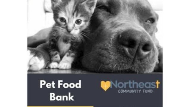 Pet food bank helps low-income families