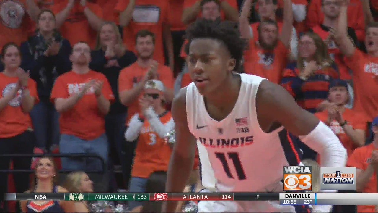 Ayo Dosunmu will be the next Illini drafted but will it be sooner rather  than later  07159d41a