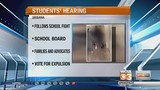 Board expels two students after fight