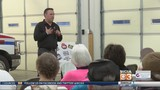 Police department gives lesson on scams