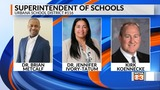 District to pick new superintendent